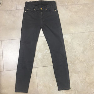 Women's 7 For All Man Kind Stretch Denim Jeans
